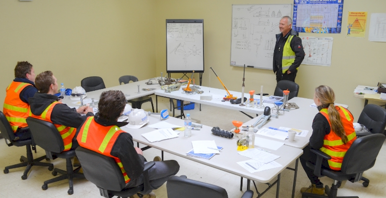 training in the workplace Nsca provides australia wide workplace safety training programmes and courses the company is a nationally recognised workplace safety training provider.